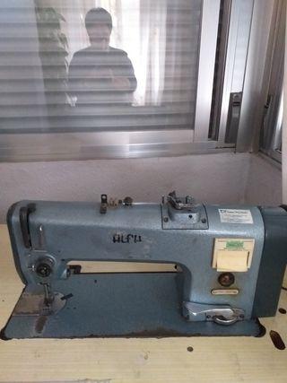 cabeza de maquina de coser doble arrastre
