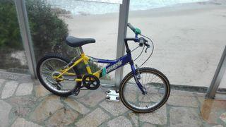 Lote 2 bicicletas amortiguación delantera/trasera