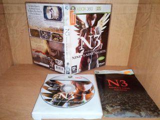 Ninety nine nights (2006) xbox360