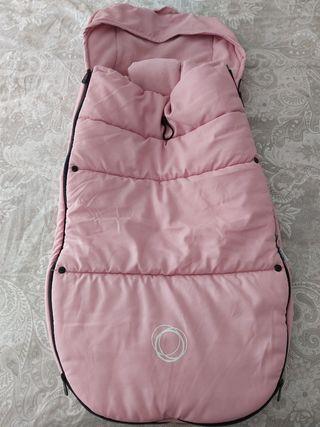 saco polar bugaboo rosa palo