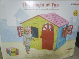 Casa de juguete a estrenar