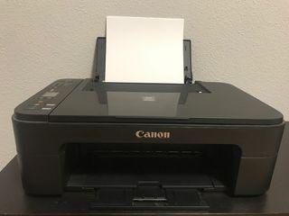 Impresora CANON PIXMA TS3150 como nueva