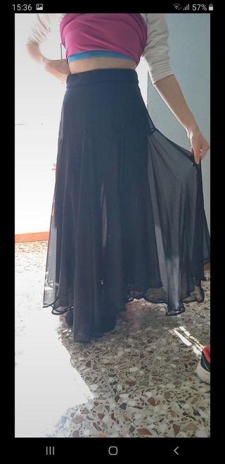 falda estilo gótico