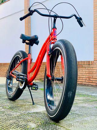Bicicleta Custom Playera