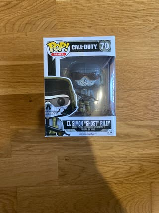 Funko pop call of duty descatalogado