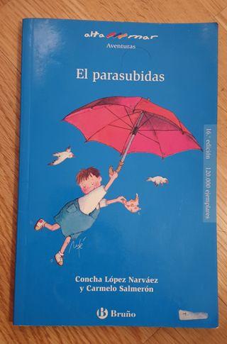 Libro: El parasubidas.
