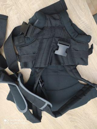 mochila portabebe