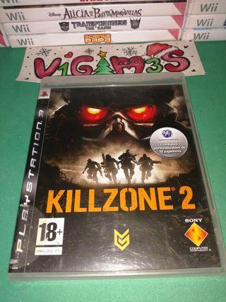 Killzone 2 ps3 PlayStation 3 play 3