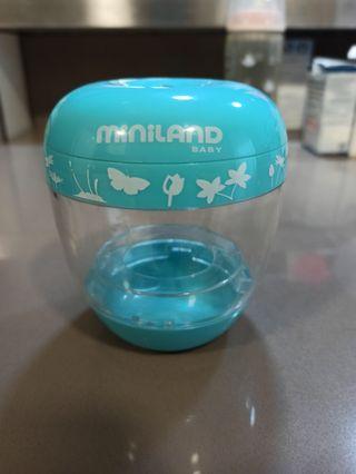 Esterilizador Miniland chupetes tetinas biberones