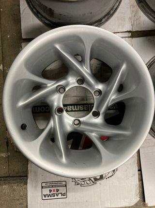 Llantas aluminio 8x15