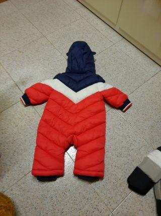 mono para bebe