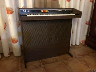 Organo piano para decoración