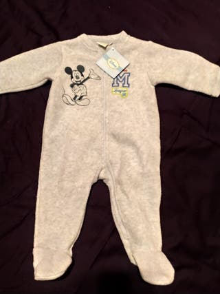 Pijama Polar Disney.