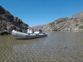 Barca neumatica semirrigida Zodiac