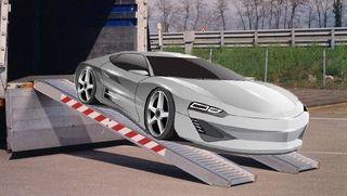 Rampas de aluminio para coches karts motos quads