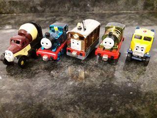 trenes thomas