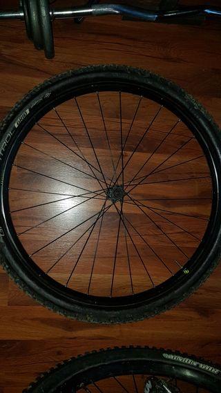 rueda sincros de 29