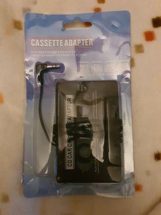 cassete adapter