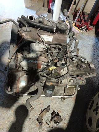 motor JR 1.6 td golf mk2