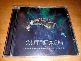 OUTREACH CD Heavy Español 2019 - HYPNOSIDE-WILD