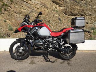 BMW R1200GS Adventure 2016 - 5.100km