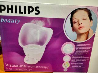 sauna facial Philips
