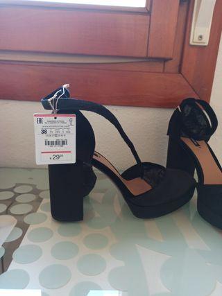 Sandalia/Zapato/Salón con plataforma