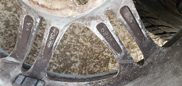 Llantas de aluminio 15 pulgadas