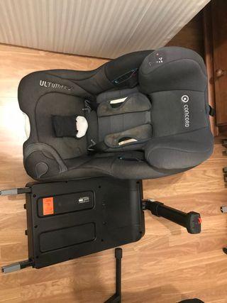 Silla de coche bebé con isofix