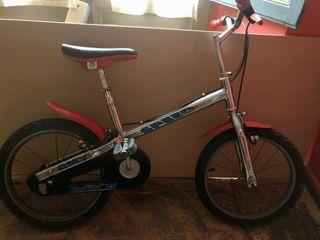Bicicleta niñ@ de dos ruedas
