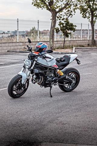 Ducati Monster 797 + 2019