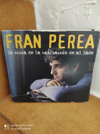 FRAN PEREA ( ESTUCHE COLECCION CD Y DVD )