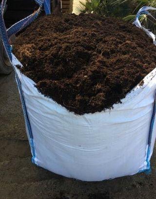 Compost turba