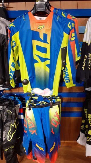 Equipo Motocross FOX NIÑO