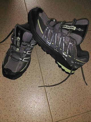 zapatillas SALOMÓN 38