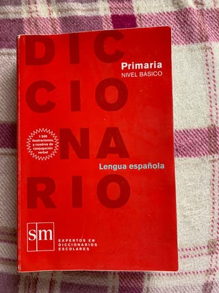Diccionario Primaria- lengua española