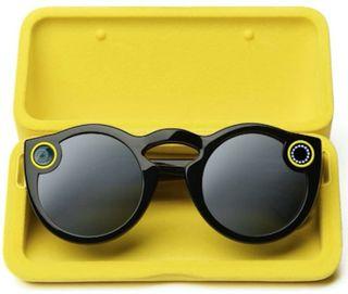 Gafas de sol con cámara HD 180 grados snapchat