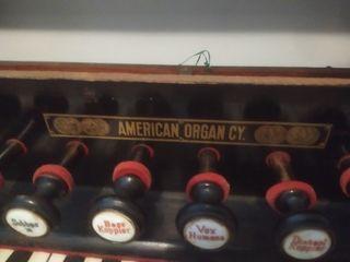 AMERICAN ORGAN CY.