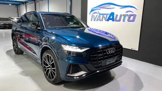 Audi Q8 50tdi Black Line Edition 2018