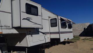 tráiler americano caravana vivienda