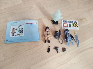 Cazafantasmas Playmobil
