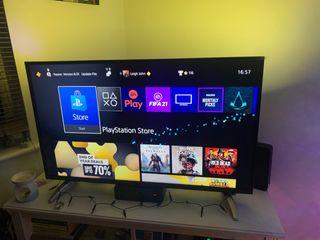 "43"" Smart 4K HD LED tv"