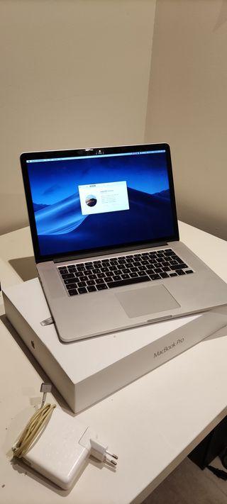 "MacBook Pro Retina 15"" (2016)"