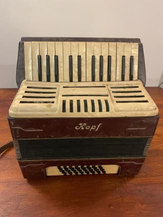 acordeon antiguo hopf