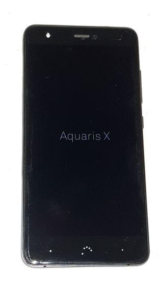 BQ, Aquaris X Negro
