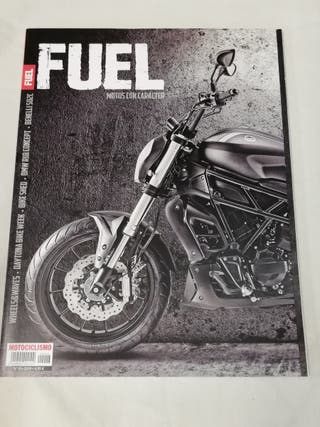 Revista Motociclismo FUEL n° 16