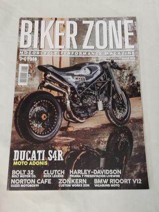 Revista Biker Zone n° 318