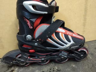 Patines linea regulables.