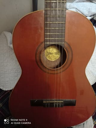guitarra Calatayud y gisbert