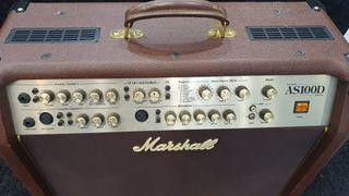 Amplificador MARSHALL AS100D guitarra acústica